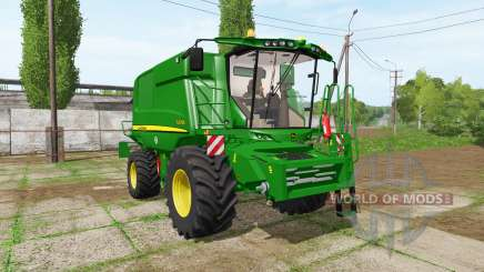 John Deere T670i v3.0 for Farming Simulator 2017