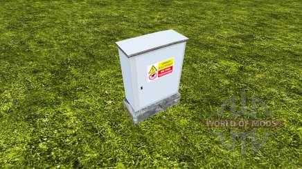 Electro box for Farming Simulator 2017