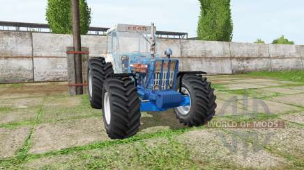 Ford 5000 rusty for Farming Simulator 2017