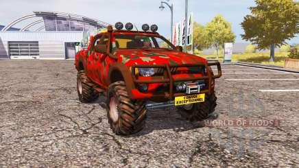 Mitsubishi L200 Triton for Farming Simulator 2013
