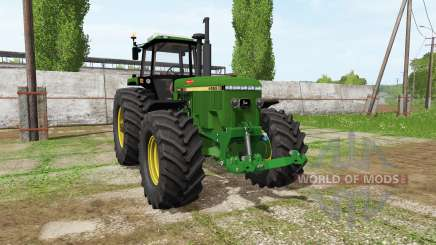 John Deere 4955 for Farming Simulator 2017