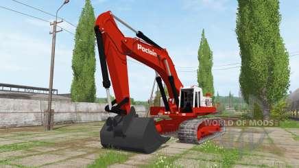 Poclain 400CK for Farming Simulator 2017