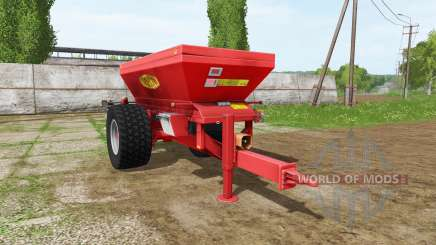 BREDAL K40 v1.0.3 for Farming Simulator 2017