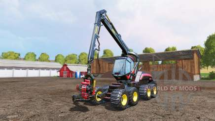 PONSSE Scorpion for Farming Simulator 2015