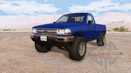 Toyota Hilux v2.0.1 for BeamNG Drive