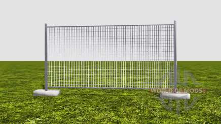 Set construction sites for Farming Simulator 2015