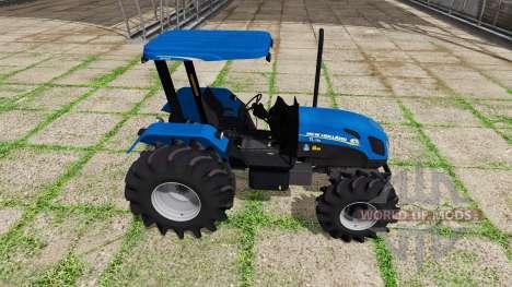 New Holland TL75E for Farming Simulator 2017