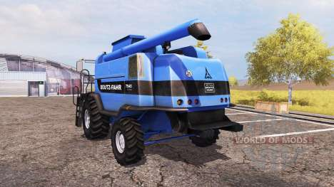 Deutz-Fahr 7545 RTS for Farming Simulator 2013