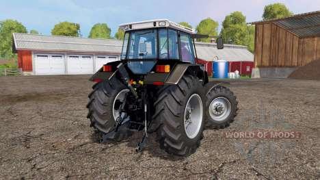 Deutz-Fahr AgroStar 6.61 black edition for Farming Simulator 2015