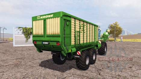 Krone BiG L 500 Prototype for Farming Simulator 2013