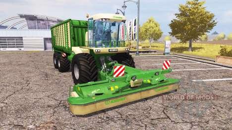 Krone BiG L 500 Prototype v1.1 for Farming Simulator 2013