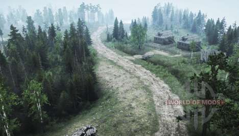 Ionessi 2 for Spintires MudRunner