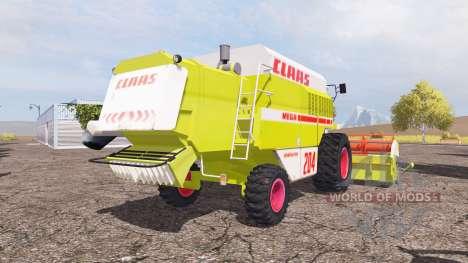 CLAAS Dominator 204 Mega v2.0 for Farming Simulator 2013