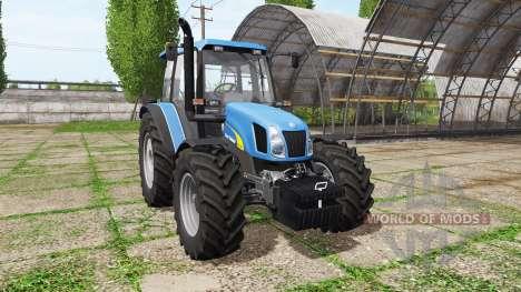 New Holland TL100A for Farming Simulator 2017