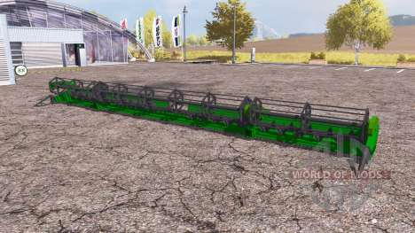 Deutz-Fahr 1320 WSR Pro v2.0 for Farming Simulator 2013