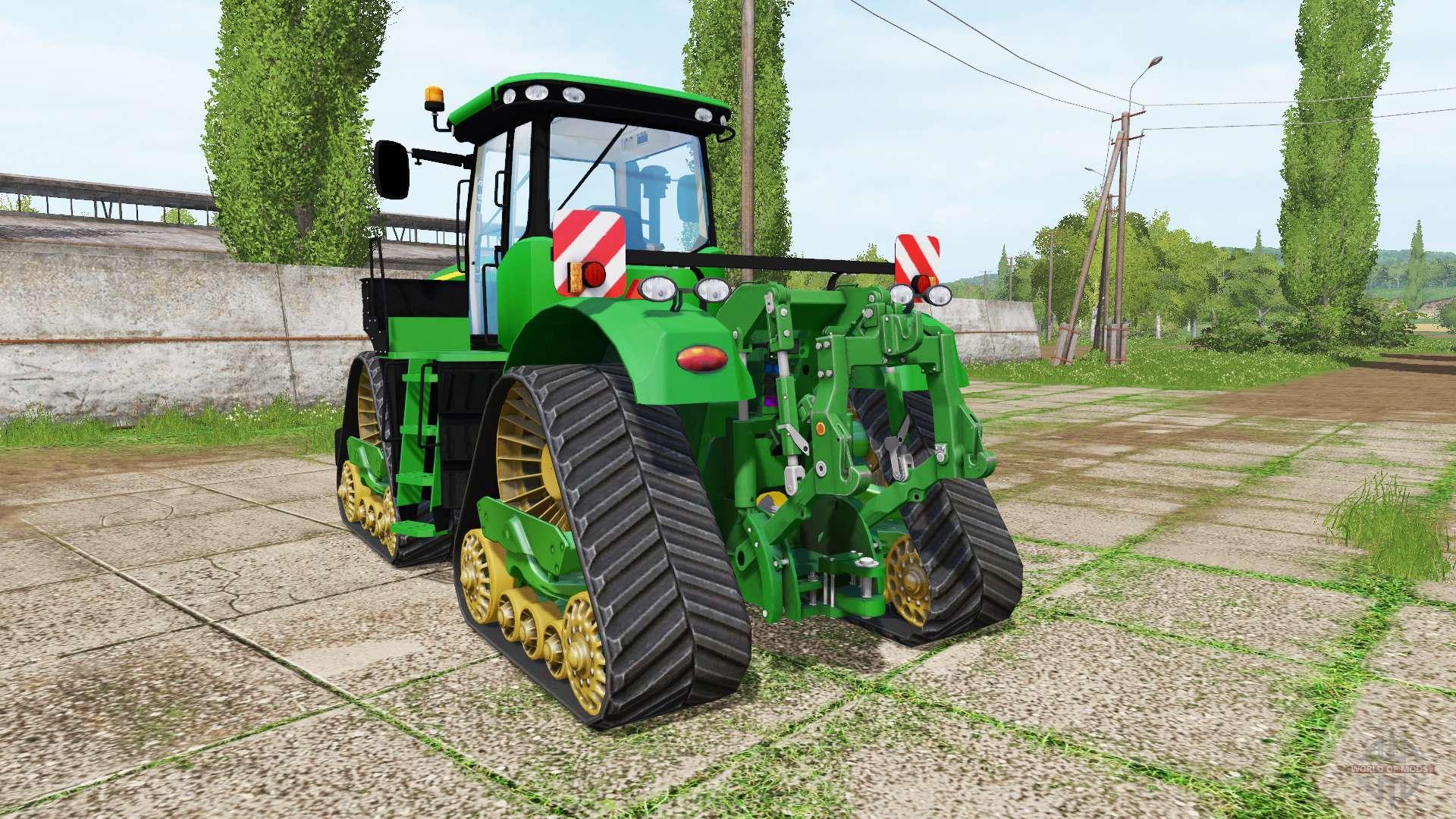 john deere 9560rx for farming simulator 2017