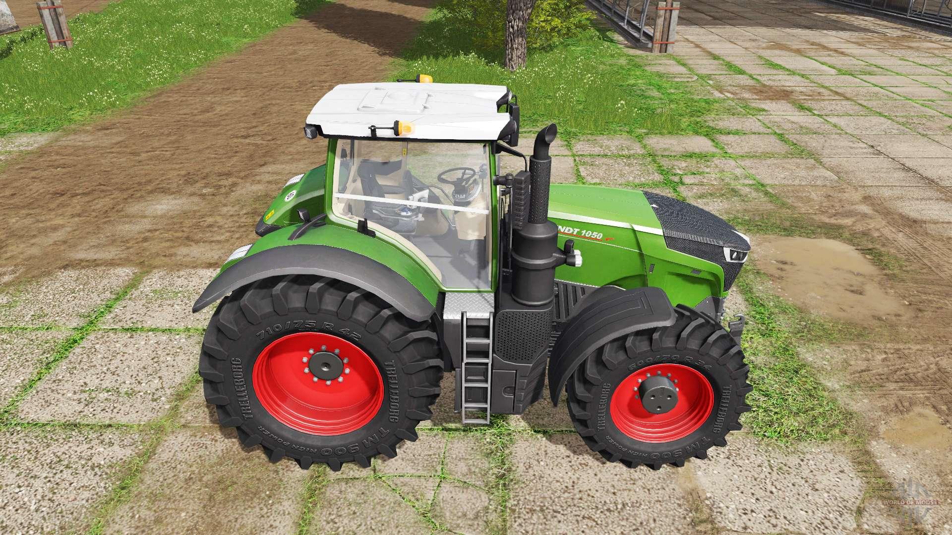 fendt 1050 vario full edition v2 0 for farming simulator 2017