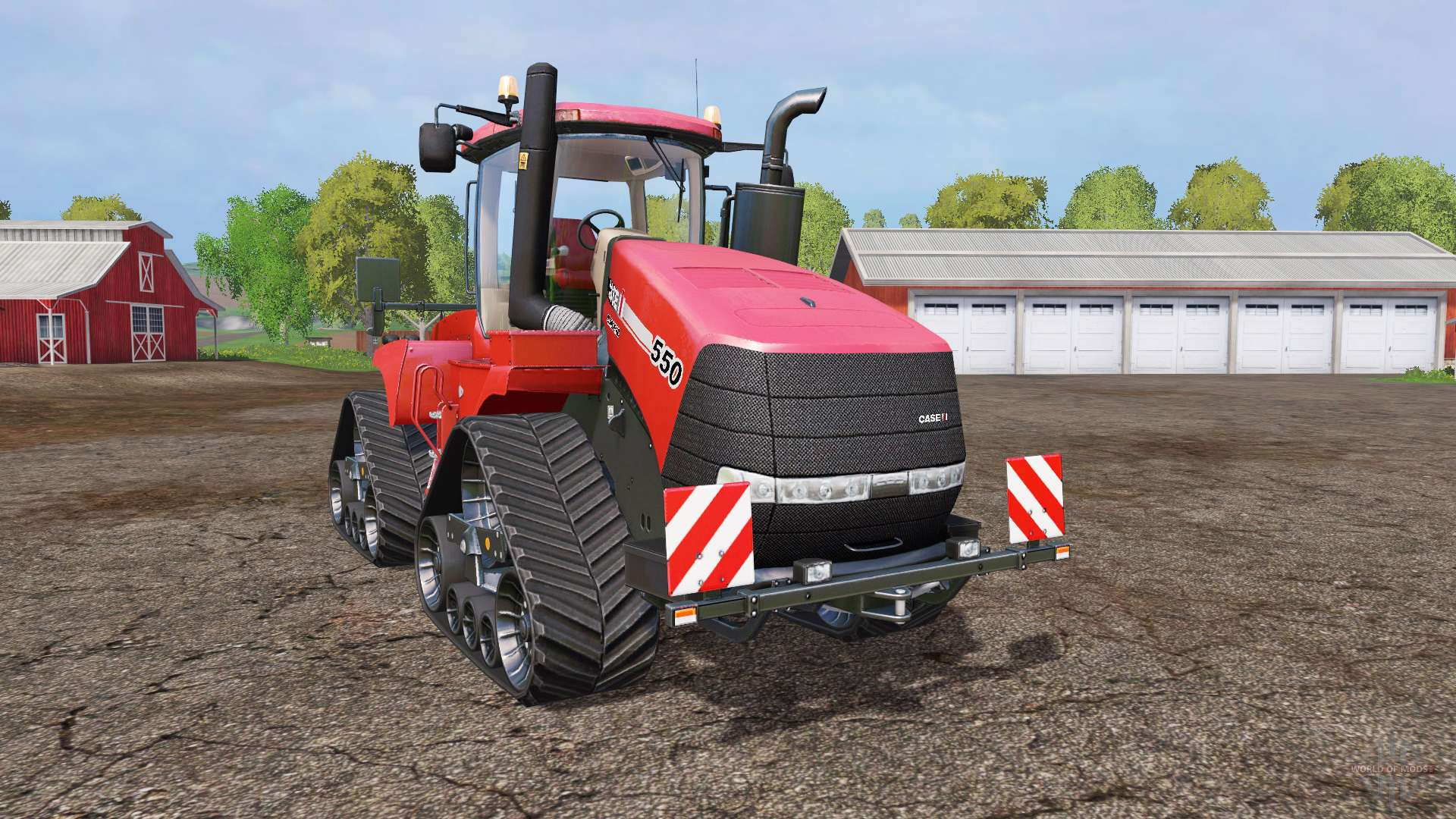 how to use a case ih quadtrac