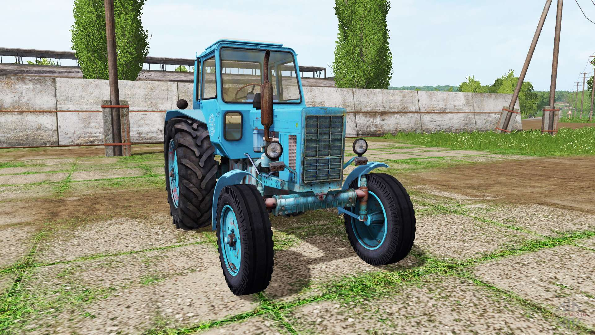 mtz 80 belarus for farming simulator 2017 rh worldofmods com