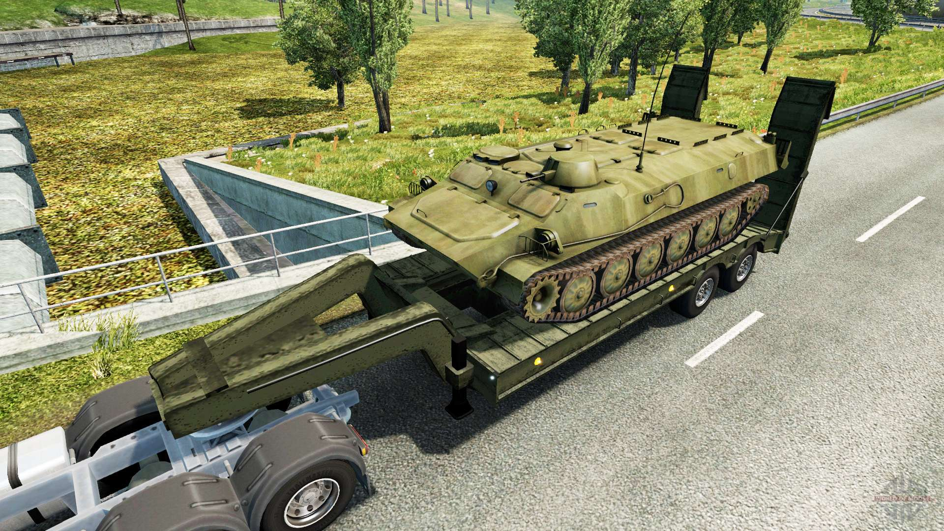 Military Cargo Pack V2 0 For Euro Truck Simulator 2