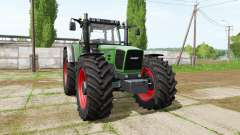 Fendt Favorit 916 Turboshift for Farming Simulator 2017