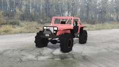 Jeep Wrangler (YJ) for MudRunner