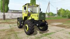 Mercedes-Benz Trac 700 v2.2.0.1 for Farming Simulator 2017
