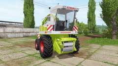 CLAAS Jaguar 880 for Farming Simulator 2017