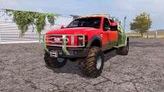Ford F-350 Super Duty service for Farming Simulator 2013