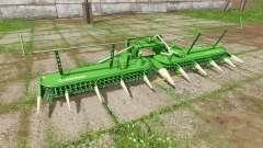 Krone EasyCollect 750-2 for Farming Simulator 2017