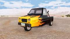 Ibishu Pigeon towtruck v1.1 for BeamNG Drive