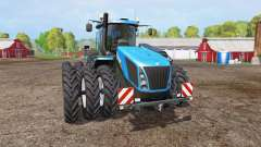 New Holland T9.565 triple wheels for Farming Simulator 2015