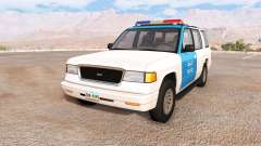 Gavril Roamer iraq police for BeamNG Drive