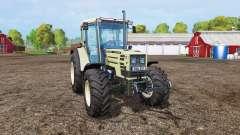 Hurlimann H488 Turbo front loader v1.2 for Farming Simulator 2015