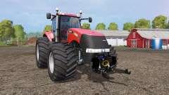 Case IH Magnum CVX 380 wide tires for Farming Simulator 2015