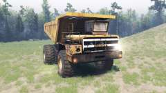 BelAZ 540 v2.0 for Spin Tires