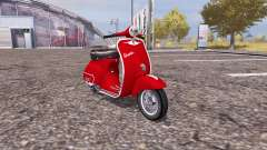 Piaggio Vespa for Farming Simulator 2013
