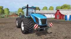 New Holland T9.565 wide tires for Farming Simulator 2015