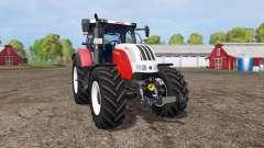 Steyr CVT 6160 v1.1 for Farming Simulator 2015