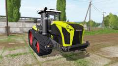 CLAAS Xerion 4000 TerraTrac for Farming Simulator 2017
