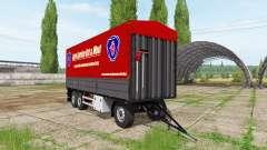 Bale trailer autoload for Farming Simulator 2017