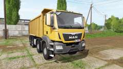 MAN TGS 41.440 tipper v1.1