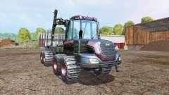 PONSSE Buffalo dyeable HDR v1.1 for Farming Simulator 2015