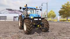 New Holland TM 175 v3.0 for Farming Simulator 2013