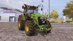 John Deere 7930 v2.0 for Farming Simulator 2013