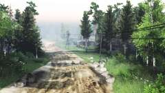 Forest v1.1 for Spin Tires