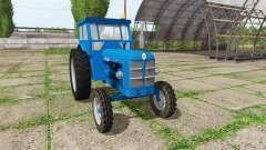 Ebro Super 55 for Farming Simulator 2017