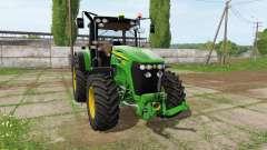 John Deere 7930 v1.3 for Farming Simulator 2017