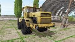 Kirovets K 700A v1.3.4 for Farming Simulator 2017