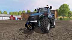 Case IH Magnum CVX 290 black edition for Farming Simulator 2015